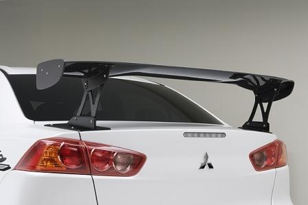 ings イングス ランエボ 10 ランサーエボリューション10 CZ4A Zパワーウィング ウイング ウェットカーボン ランサーエボリューション8/9専用モデル N-SPEC エヌスペック 個人宅発送追金有