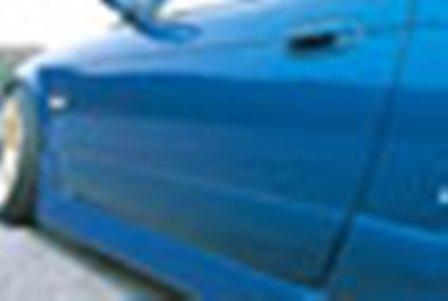 ings イングス シルビア S14 前期 ドアパネル FRP N-SPEC エヌスペック 個人宅発送追金有