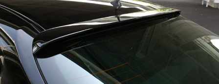 JUNCTIONPRODUCE(ジャンクションプロデュース) ルーフウィングVS 未塗装 クラウンマジェスタ 200系