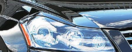 JUNCTIONPRODUCE(ジャンクションプロデュース) アイラインガーニッシュ 未塗装 フーガ Y50