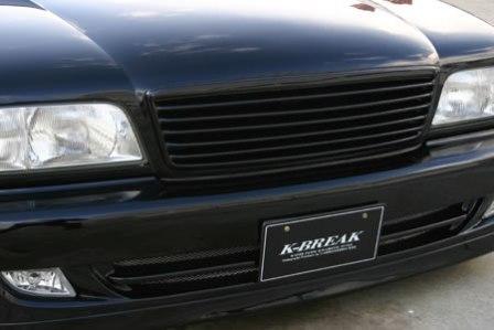 K BREAK ケイブレイク シーマ Y32 フロントバンパー Vラグ ディション V-LUX EDITION