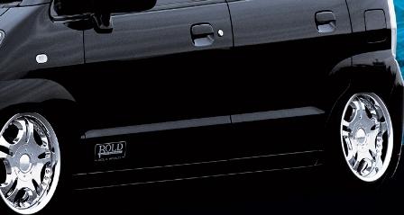 KLC モコ MG21S 前期 後期 サイドステップ 04MODEL 04モデル ケイエルシー 個人宅発送不可