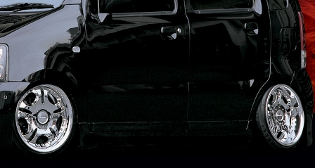 KLC ワゴンR MC11S 12S 前期 ドアパネル 03MODEL 03モデル ケイエルシー 個人宅発送不可