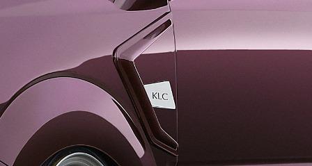 KLC ムーヴカスタム L150 152 160 162 後期 LXスタイリングフェンダー COMBAT コンバット ケイエルシー 個人宅発送不可