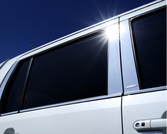 KLC ミラジーノ L650 LXピラー 鏡面/6ピース ケイエルシー