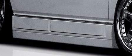 mac マック オデッセイ RB1/2 前期 後期 サイドステップ FRP製 ブリック V-ビジョン BLICK V-VISION
