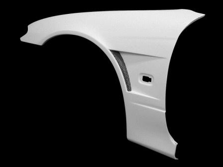 mac マック シルビア S15 フロントフェンダー FRP M スポーツ M SPORTS