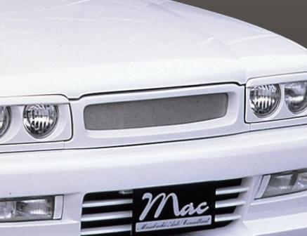 mac マック グロリア Y32 フロントグリル FRP マックワールド MAC WORLD