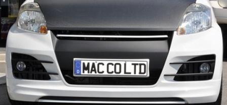 mac マック パッソ KCG10/15系 3点セット FRP ブリックインパクト BLICK IMPACT