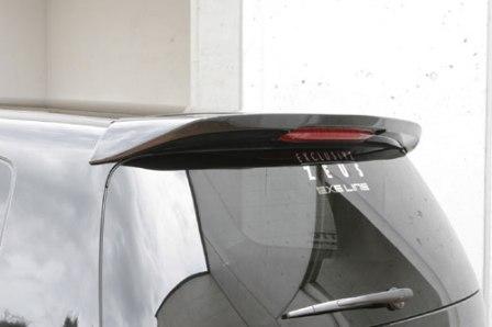 エムズスピード オデッセイ RB1 RB2 後期 リアウィング 塗装済 3091-5141 エグゼライン ゼウス
