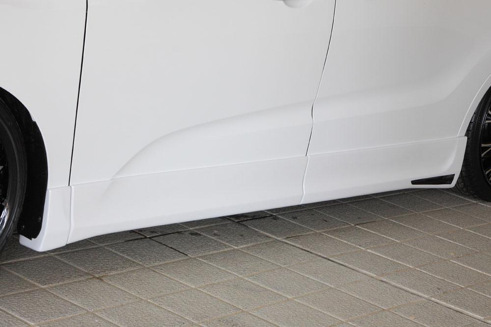 エムズスピード オデッセイ RC1.2 サイドステップ 2色塗り分け塗装済 3093-2111 グレースライン ゼウス