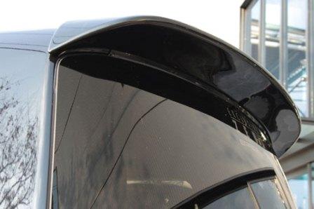 エムズスピード ステップワゴン RG1 2 後期 リアウィング 塗装済 4123-5141 グレースライン ゼウス