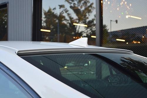エムズスピード クラウン GWS224 AZSH2# ARS220 ルーフスポイラー 未塗装 6482-7111 プルシャンブルー ゼウス