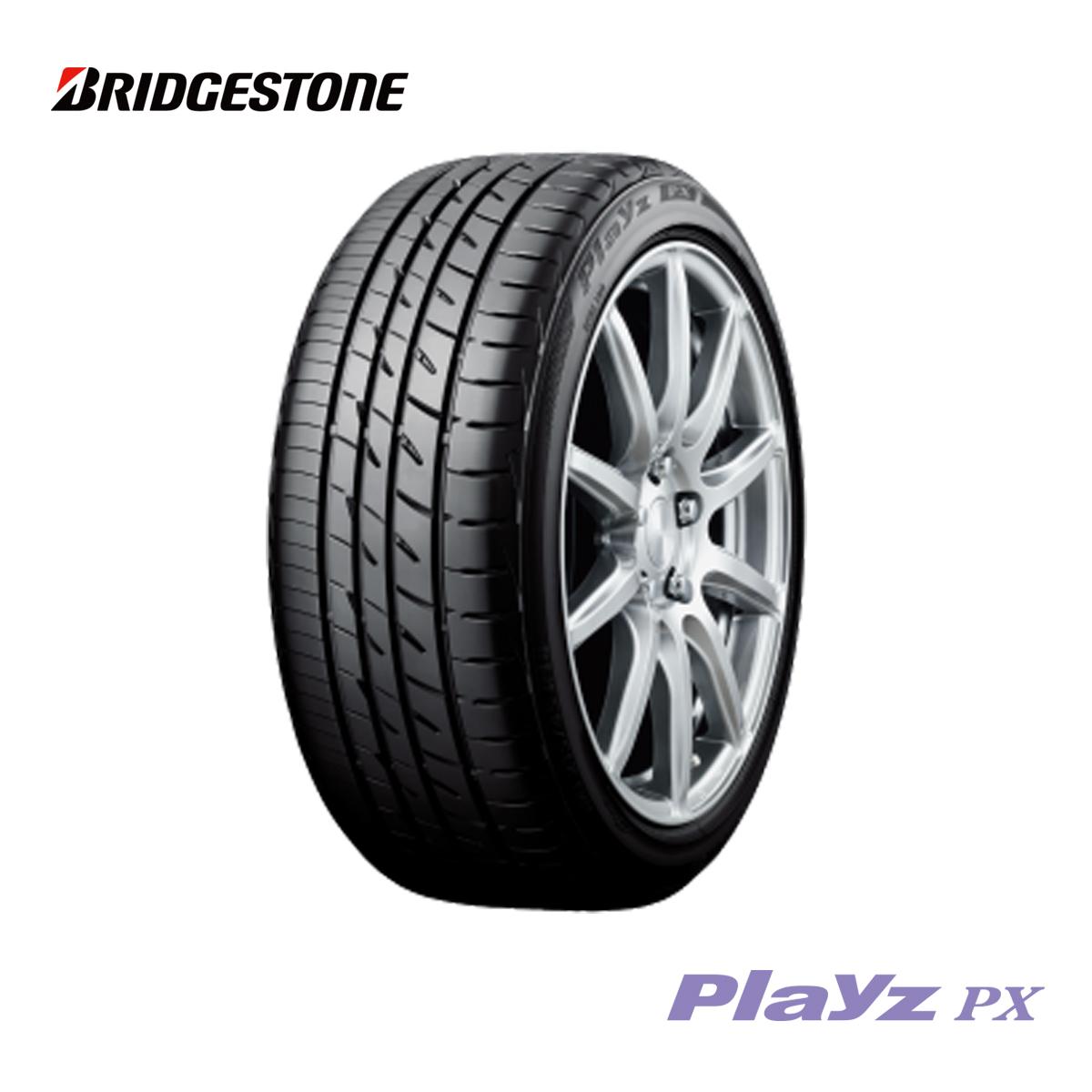 ブリヂストン BS 18インチ タイヤ 235/45R18 235 45 18 94W プレイズ サマー タイヤ 4本 94W 低燃費 エコ 夏 セダン クーペ BRIDGESTONE Playz PX
