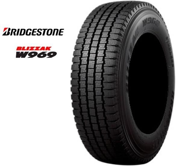 スタッドレスタイヤ BS ブリヂストン 15インチ 2本 205/65R15 107/105L ブリザック W969 205/65R15 205 65 15 スタットレス LYR05807 BRIDGESTONE BLIZZAK W969