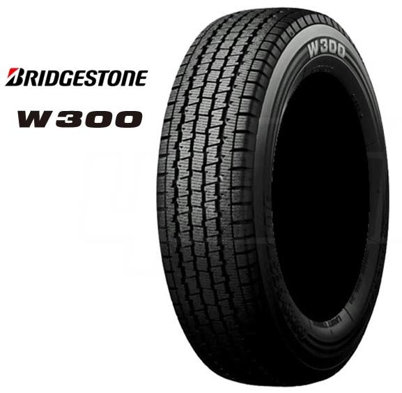 スタッドレスタイヤ BS ブリヂストン 12インチ 4本 145/80R12 80/78N ブリザック W300 145/80R12 145 80 12 スタットレス LYR08052 BRIDGESTONE BLIZZAK W300