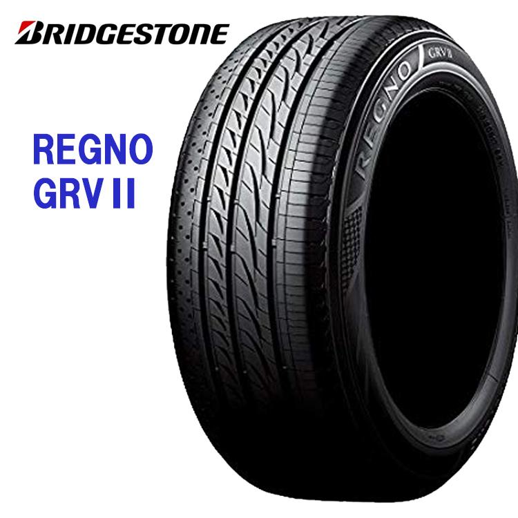 18インチ 235/50R18 101V XL 2本 サマー 低燃費タイヤ ブリヂストン レグノ GRV2 チュー ブレスタイヤ BRIDGESTONE REGNO GRV