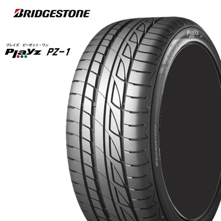 16インチ 215/45R16 86W 1本 夏 サマ- タイヤ ブリヂストン プレイズ PZ-1 チューブレスタイプ BRIDGESTONE Playz PZ-1