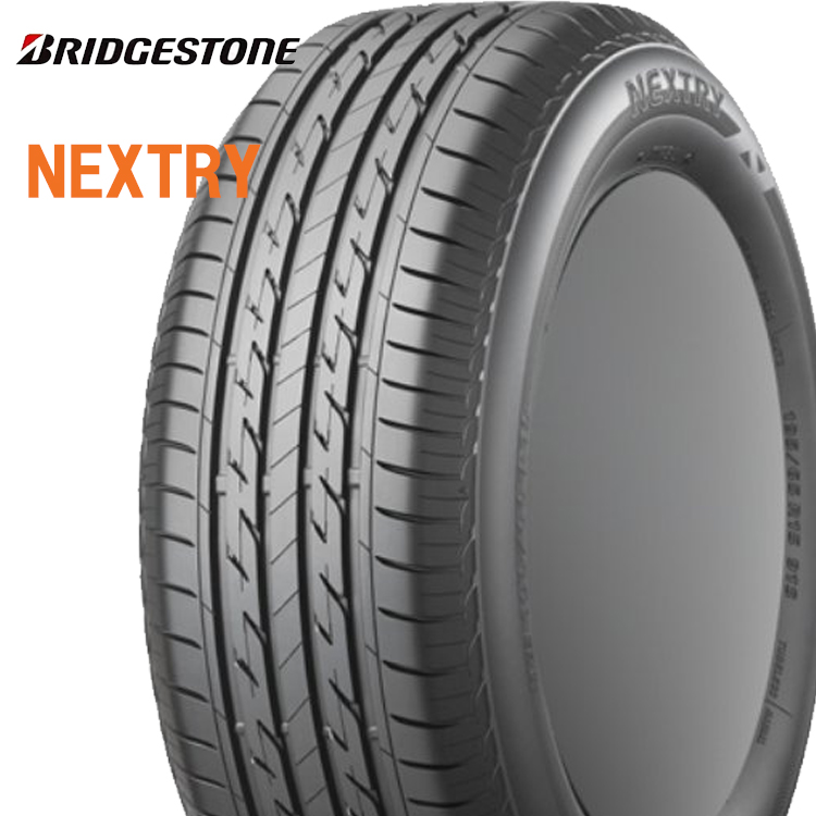 16インチ 205/60R16 92H 2本 夏 サマー 低燃費タイヤ BS ブリヂストン ネクストリー チューブレスタイプ BRIDGESTONE NEXTRY