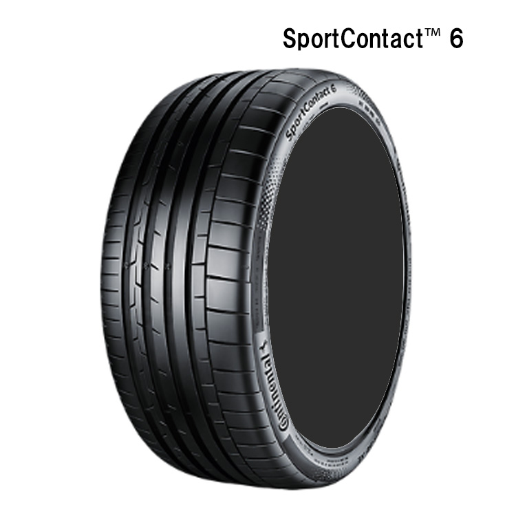21インチ 4本 325/25R21 (102Y) XL コンチネンタル スポーツコンタクト TM 6 サマー 夏タイヤ CONTINENTAL SportContact TM 6