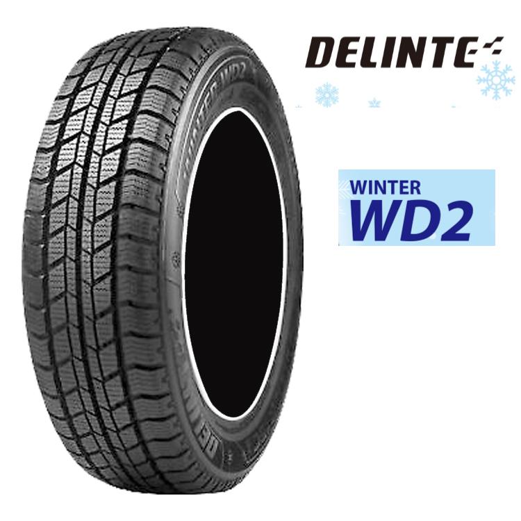 15インチ 195/80R15 C 107/105L 2本 冬 スタッドレス デリンテ ウィンターWD2 DELINTE WINTER WD2