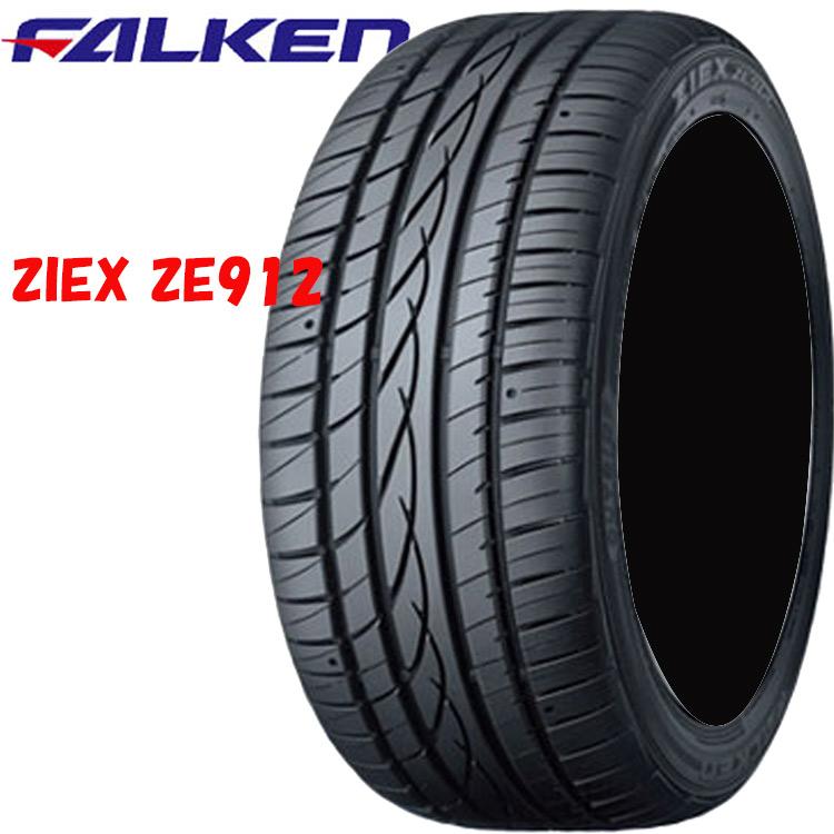 19インチ 245/35R19 93W XL 4本 1台分セット 夏 サマータイヤ ファルケン ジークス ZE912 FALKEN ZIEX ZE912