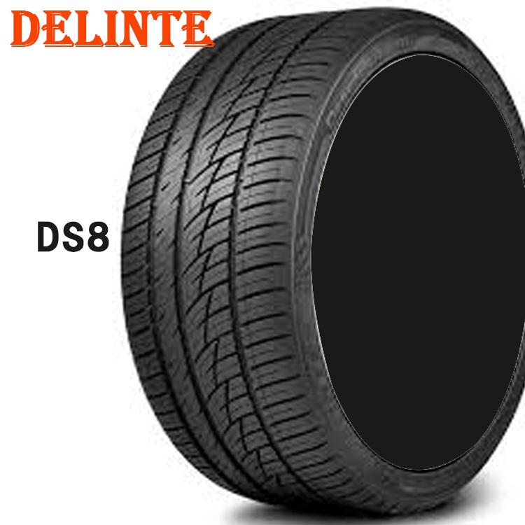 265/50ZR20 111W XL 2本 タイヤ デリンテ 20インチ DS8 DELINTE DS8