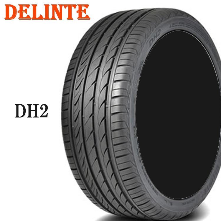 245/40R21 100Y XL 4本 タイヤ デリンテ 21インチ DH2 DELINTE DH2