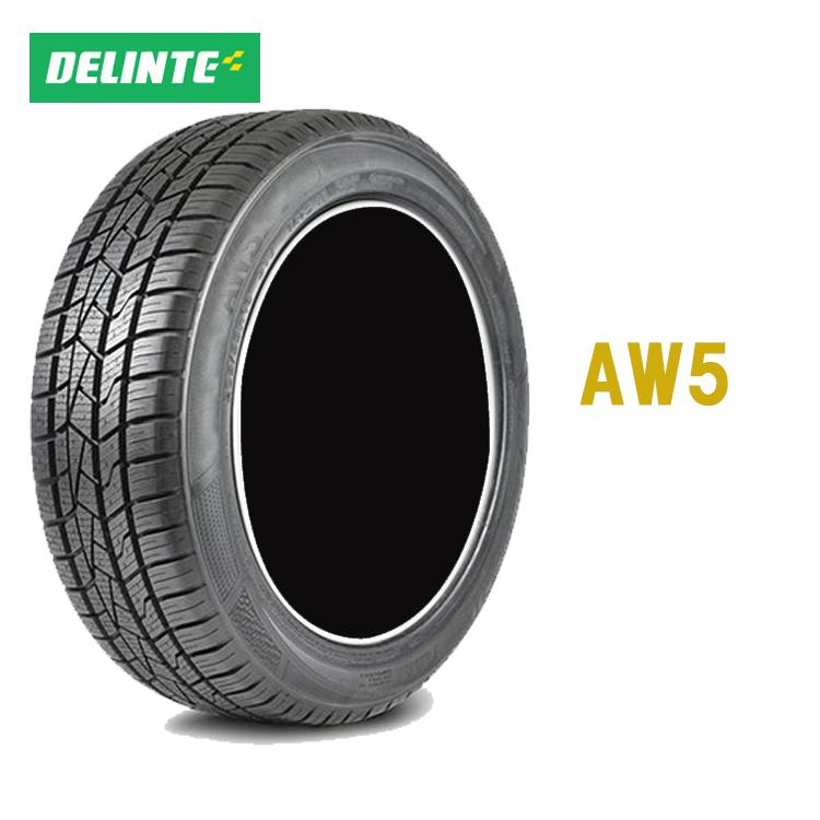 215/60R16 99V XL 4本 オールシーズンタイヤ デリンテ 16インチ aw5 DELINTE AW5