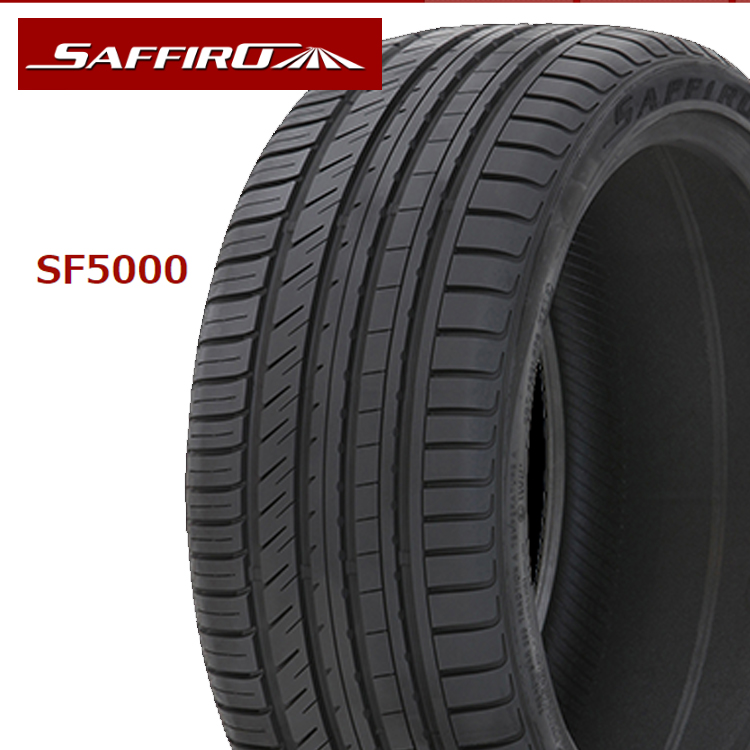 19インチ 245/40R19 98Y XL 2本 サマータイヤ サフィーロ SAFFIRO SF5000 個人宅発送追金有