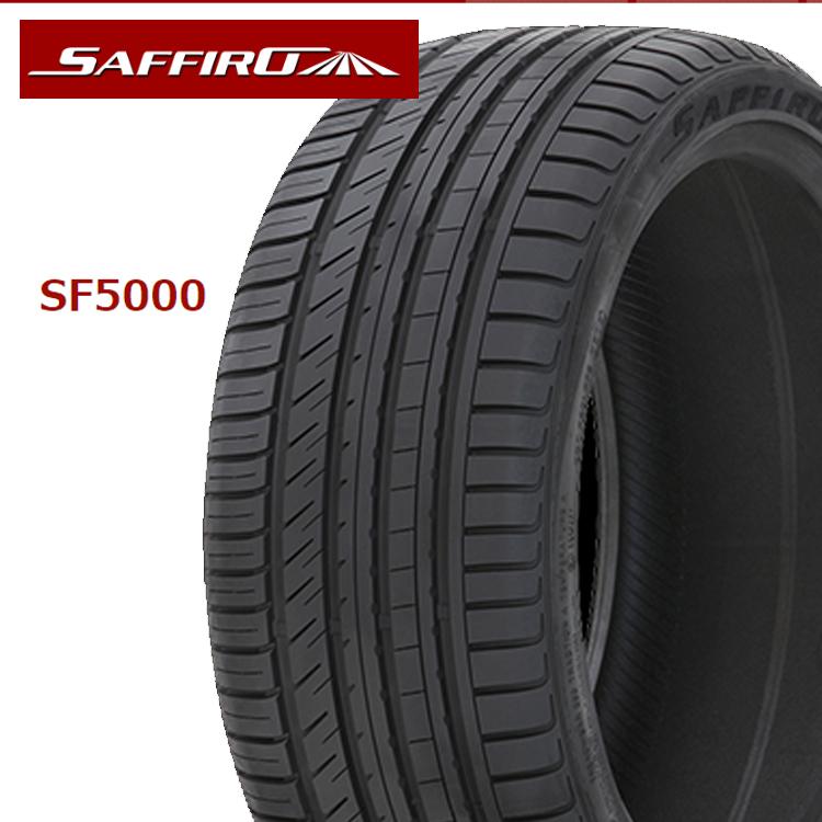 18インチ 205/40ZR18 86W XL 4本 サマータイヤ サフィーロ SAFFIRO SF5000 個人宅発送追金有