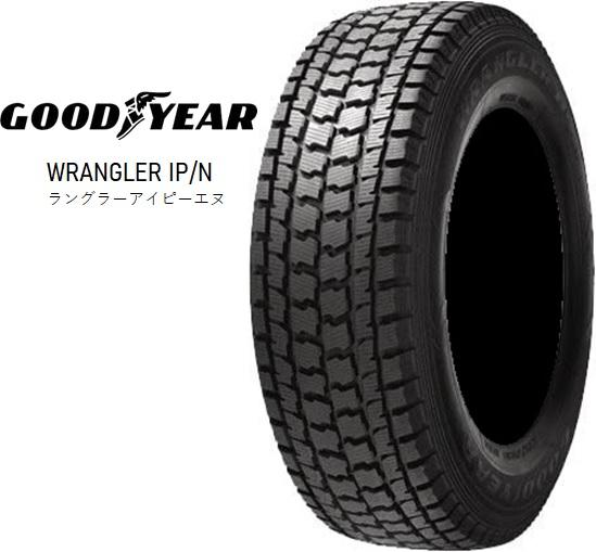 スタッドレス タイヤ グッドイヤー 18インチ 2本 275/60R18 275 60 18 112Q ラングラー IP N 冬 スタットレス GOOD YEAR WRANGLER IP/N