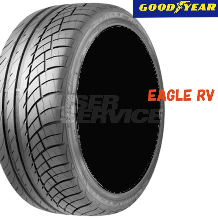 タイヤ グッドイヤー 17インチ 4本 225/50R17 94V イーグル RV 05601480 GOODYEAR EAGLE RV
