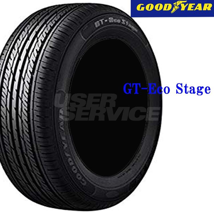 低燃費タイヤ グッドイヤー 15インチ 4本 165/65R15 81S GTエコステージ 05500685 GOODYEAR GT-Eco Stage