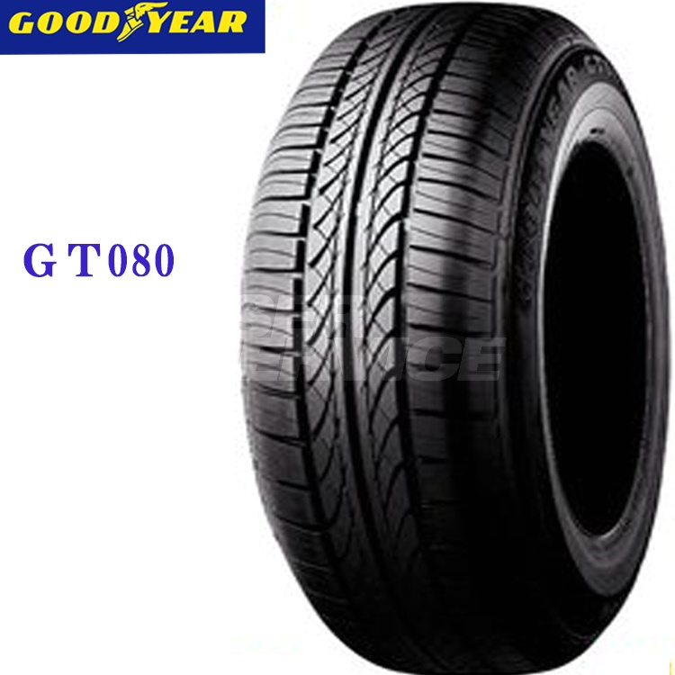 タイヤ グッドイヤー 12インチ 2本 155/80R12 S 055A0005 GOODYEAR GT080