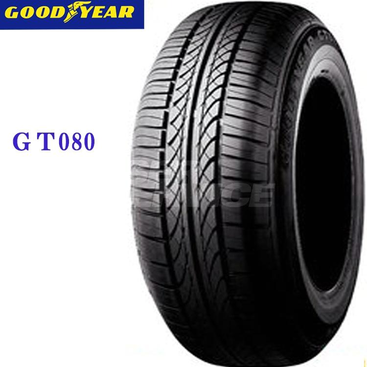 タイヤ グッドイヤー 12インチ 4本 155/80R12 S 055A0005 GOODYEAR GT080