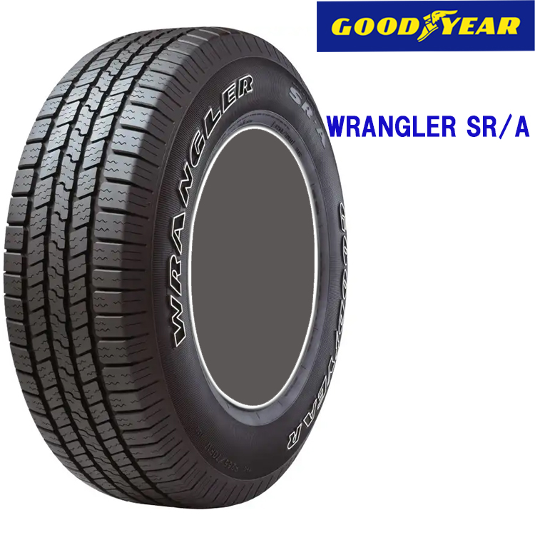 タイヤ グッドイヤー 15インチ 1本 225/75R15 102S ラングラー SA/A 05527405 GOODYEAR WRANGLER SR/A