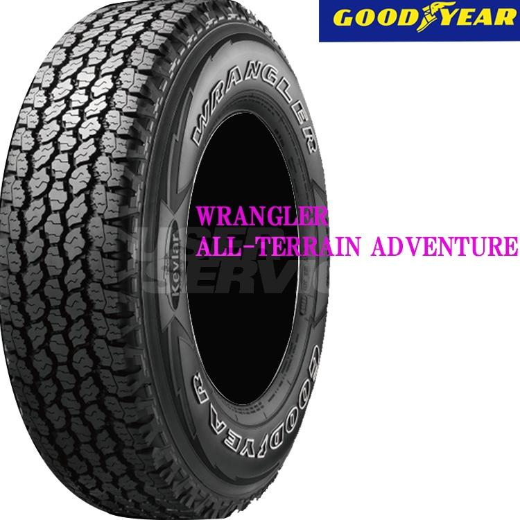 タイヤ グッドイヤー 17インチ 4本 265/70R17 S ラングラー オールテレーン アドベンチャー 10220137 GOODYEAR WRANGLER ALL-TERRAIN ADVENTURE