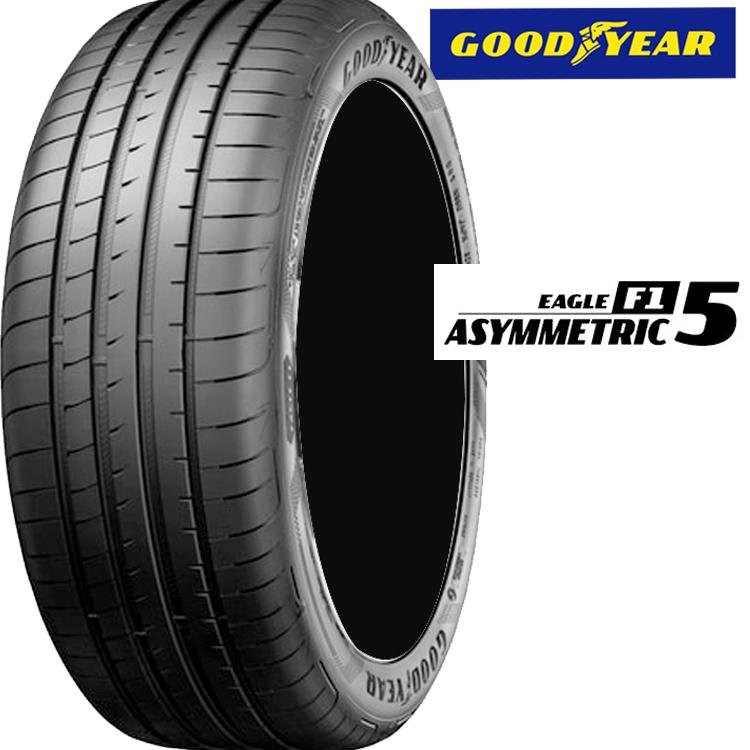 18インチ 225/40R18 92Y グッドイヤー イーグル F1 アシメトリック5 4本 1台分セット 夏 サマー スポーツタイヤ GOODYEAR EAGLE F1 ASYMMETRIC 5