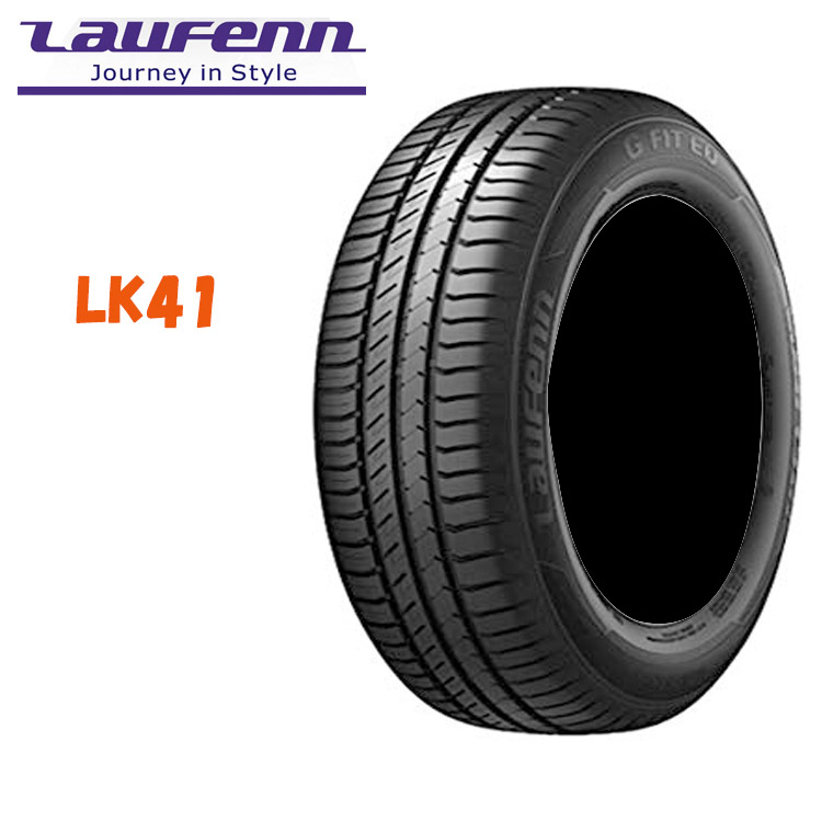 13インチ 155/70R13 75T 高性能 夏 サマータイヤ ラウフェン ハンコック 4本 1台分セット ジーフィットイーキュー LK41 1019149 Laufenn G FIT EQ LK41