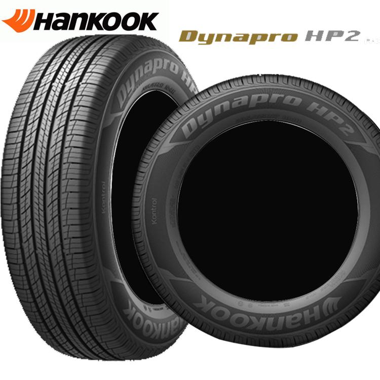 18インチ 225/55R18 98H 4本 夏 サマー オールシーズンタイヤ ハンコック ダイナプロHP2 RA33 HANKOOK Dynapro HP2 RA33