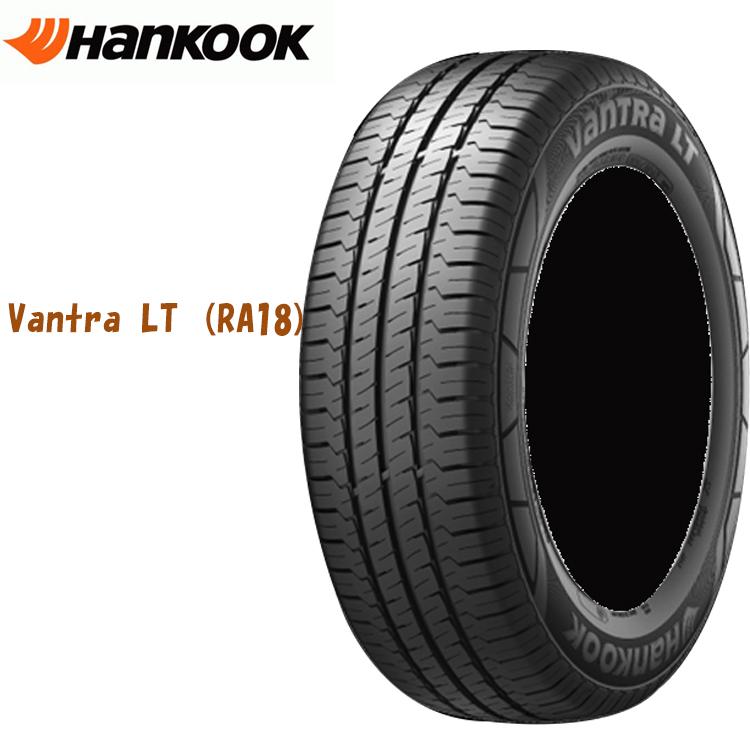 16インチ 215/65R16 109/107R ハンコック バントラLT RA18 2本 夏 ラジアルタイヤ Hankook Vantra LT
