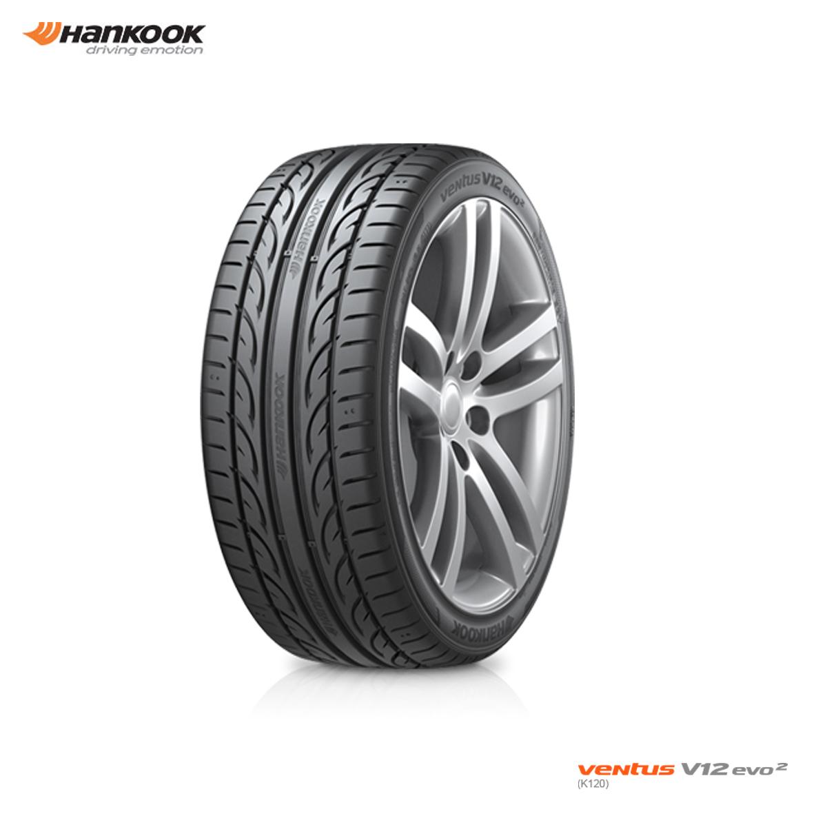 サマータイヤ ハンコック 20インチ タイヤ 245/35R20 245 35 20 ヴェンタス K120 4本 グリップ 輸入 夏 HANKOOK VENTUS V12evo2