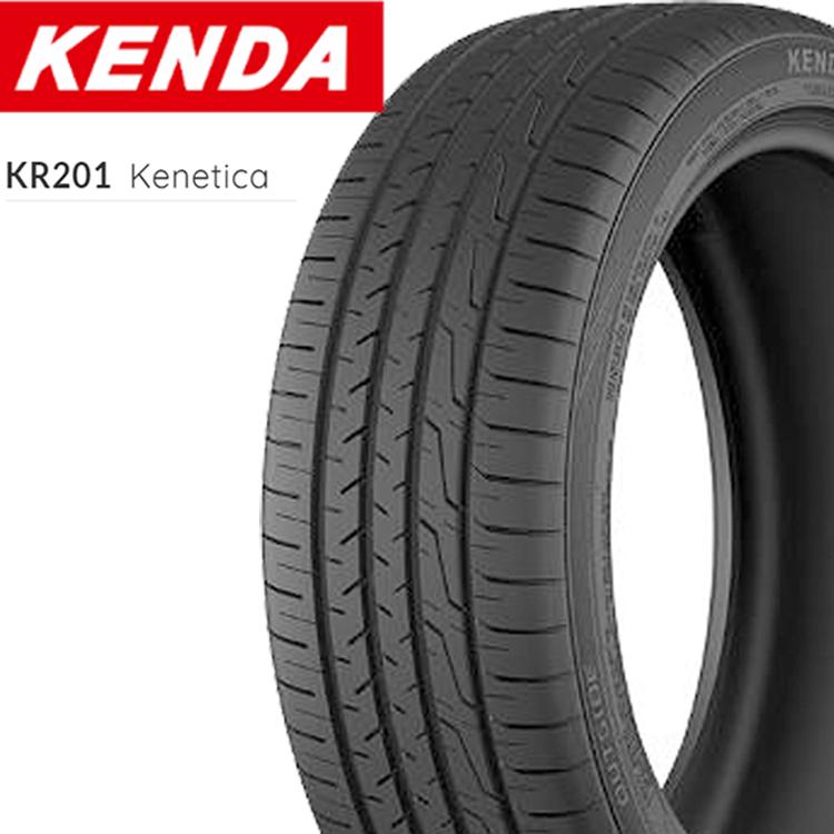 17インチ 215/45ZR17 91W XL 4本 ミニバン用 サマータイヤ ケンダ ケネティカ KENDA KR201Kenetica 個人宅追加金有 要在庫確認