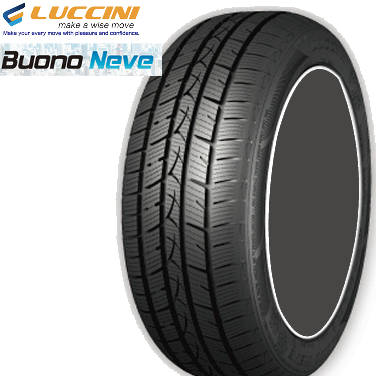15インチ 195/55R15 195 55 15 Buono Neve ヴォーノ ネーヴェ 4本 1台分セット 冬 スタッドレス タイヤ LUCCINI ルッチーニ 89T XL JY120