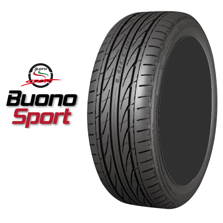 18インチ 225/40ZR18 92W XL規格 2本 夏 サマータイヤ LUCCINI ヴォーノスポーツ 225/40R18 J5830 ルッチーニ Buono Sport