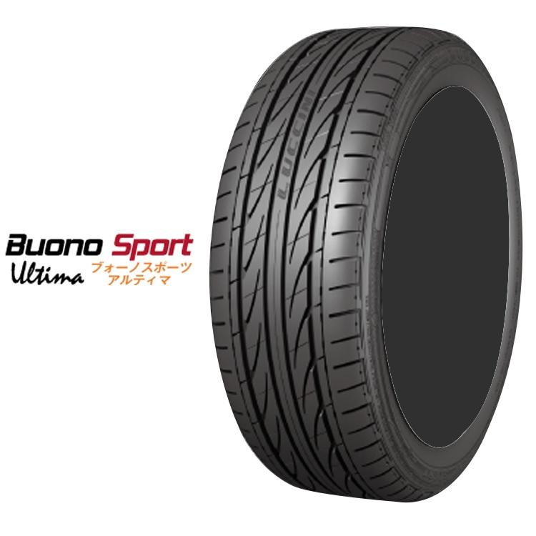 17インチ 165/35R17 75V XL規格 2本 夏 サマータイヤ LUCCINI ヴォーノスポーツアルティマ 165/35R17 J7407 ルッチーニ Buono Sport Ultima