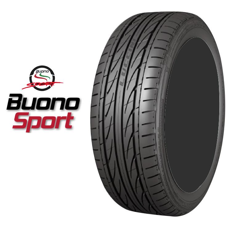 18インチ 245/50ZR18 100W 1本 夏 サマータイヤ LUCCINI ヴォーノスポーツ 245/50R18 J8095 ルッチーニ Buono Sport