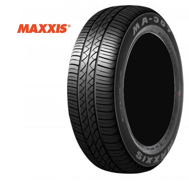 14インチ 165/70R14 81S 4本 MAXXIS MA-307 マキシス 新車装着タイヤ 日産マーチ 個人宅追加金有 要在庫確認