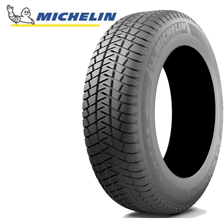 18インチ 255/55R18 105H 4本 ウインタータイヤ ミシュラン アルペンシリーズ ラチチュードアルペン MICHELIN Alpin Series LATITUDE ALPIN
